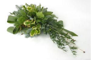 Σύνθεση με oasis florette