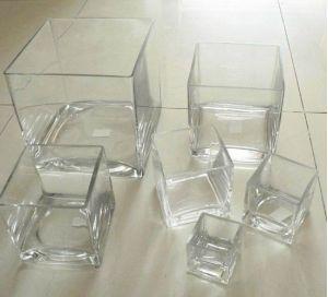 Κύβος γυάλινος