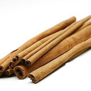 Cinnamon stick.