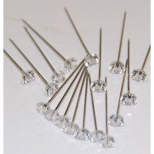 Diamond pins