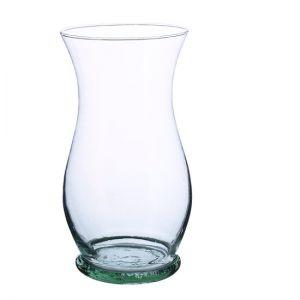 Βάζο γυάλινο καμπυλωτό