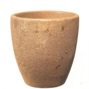 Ceramic pot havanna.