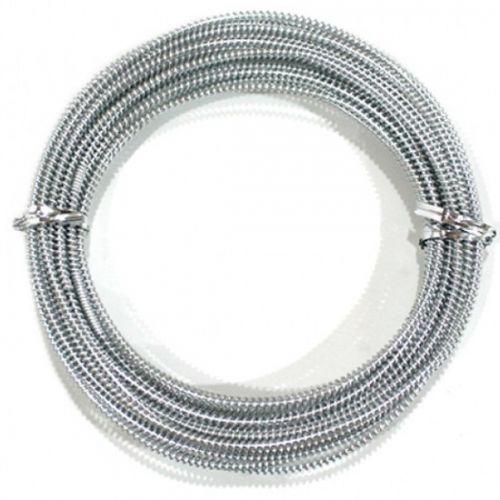 Aluminium wire.